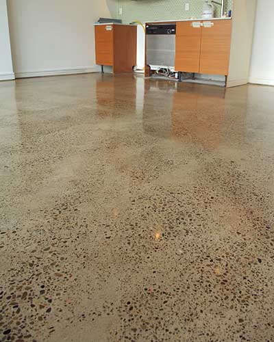 Concrete vaughan toronto mississauga brampton for Cleaning polished concrete